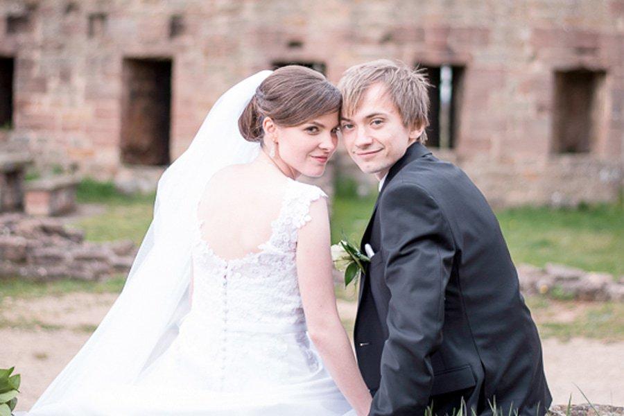 Diana und Dominik - Hochzeitsbilder in Heidelberg