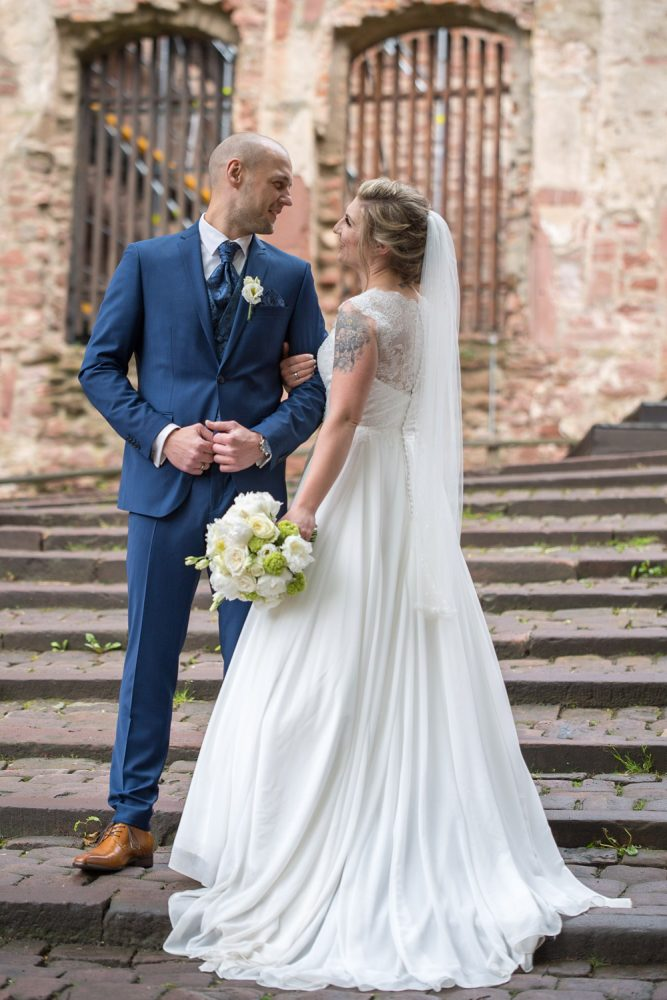 Hochzeitsfotos Hochzeitsreportage Schloss Heidelberg_0029